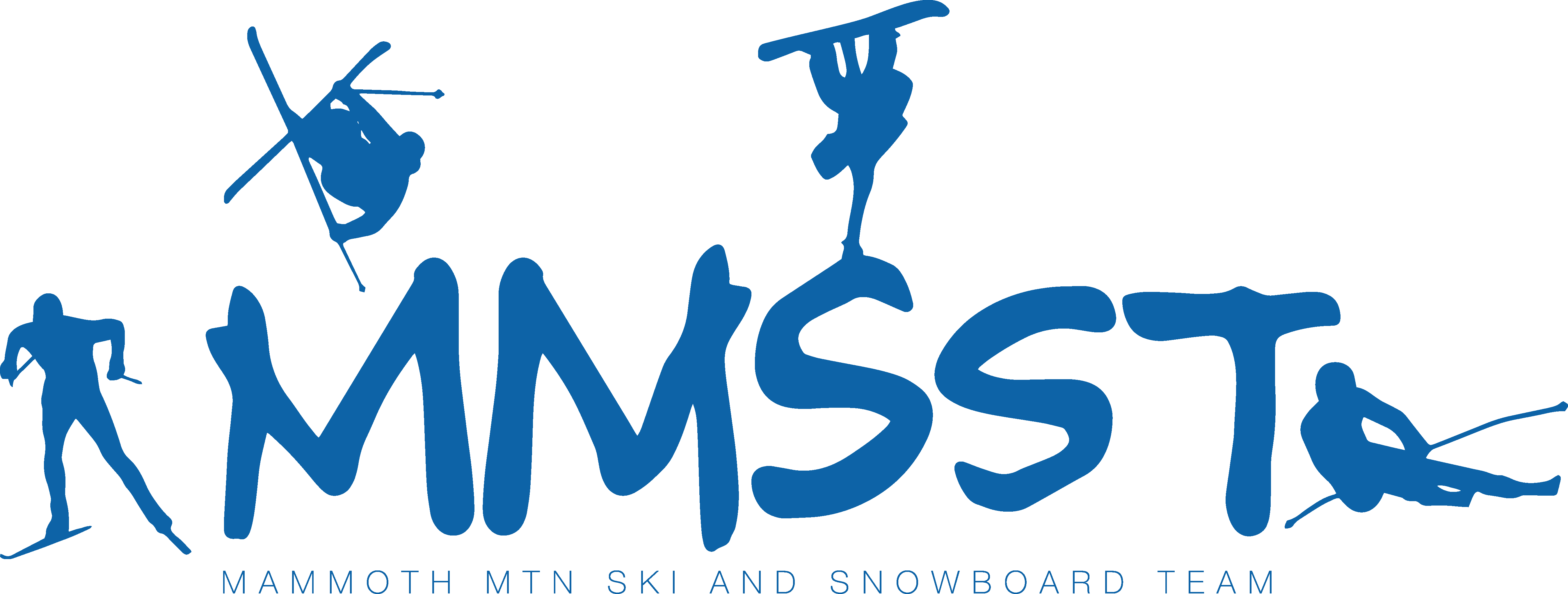 Mammoth Mountain Ski & Snowboard Team Logo