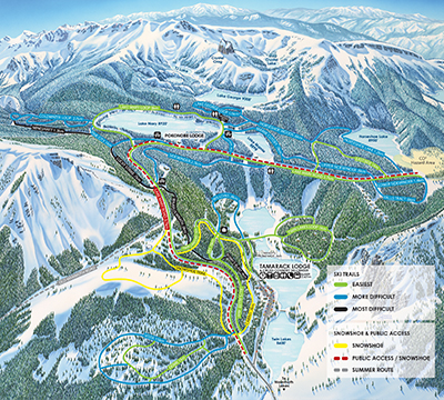 Trail Map & Conditions