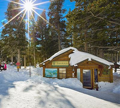 Daily Trail & Season Passes for XC Skiing