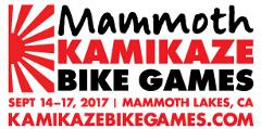 Kamikaze Bike Games Logo