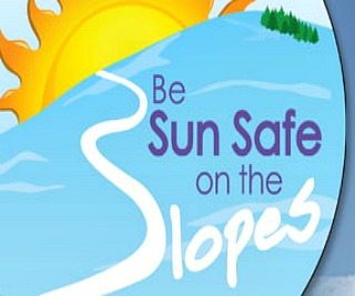 Sun Safe on the Slopes