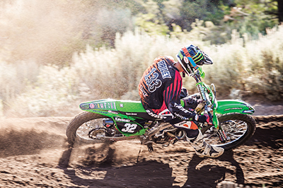 Mammoth Motocross Package