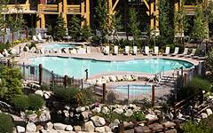 Heated Pool & Spas