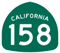 State Route 158