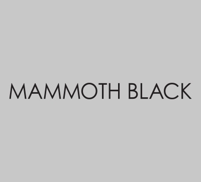 Mammoth Black Office