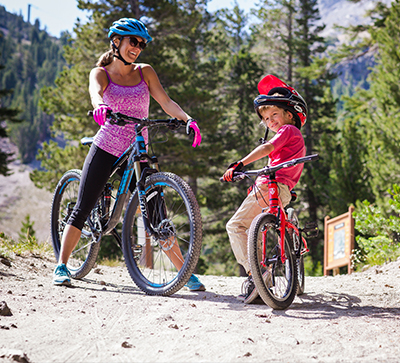 Discover Mountain Biking for 2