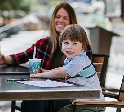 Family-Friendly Dining Locations