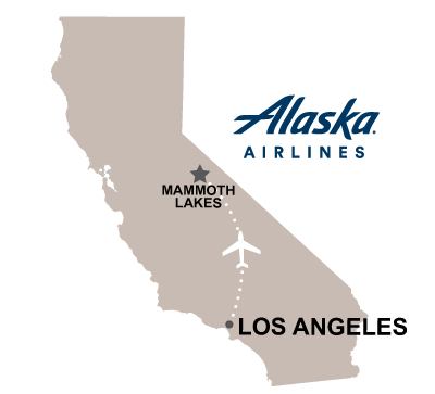Flights from Los Angeles