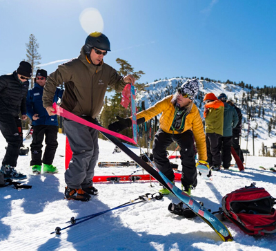 Backcountry Tours & Clinics