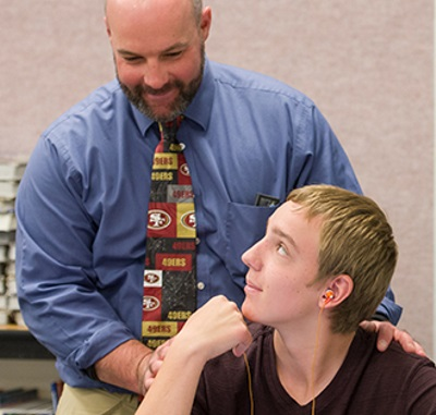 Flexible Learning at Mammoth High School