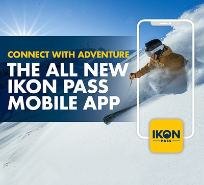 The Ikon Pass App