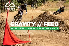 gravity feed, your hub to everything on two wheels