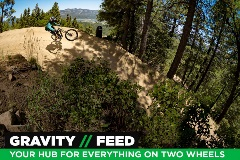 Gravity Feed, Your Hub for Everything on Two Wheels, June 4, 2018