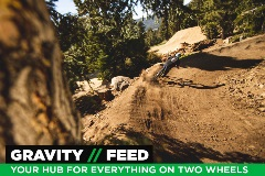Gravity Feed, Your Hub for Everything on Two Wheels, June 7, 2018