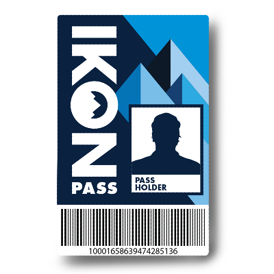 IKON SESSION PASS 4-DAY