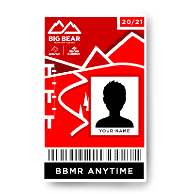 BEAR + SUMMIT ANYTIME PASS