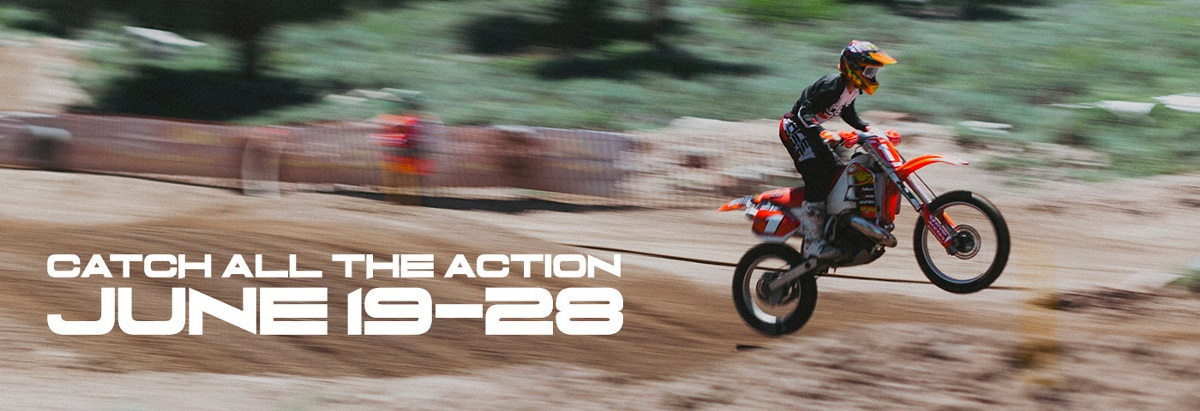 Catch All the  Action MX Rotator