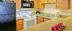 *1 & 2 Bedroom Condo w/ Loft - Kitchen (Old)