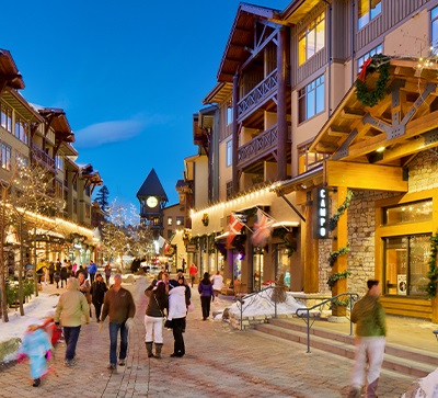 The Village at Mammoth