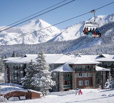 Early Lift + Lodging Starting at $122