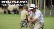 SIERRA STAR GET GOLF READY