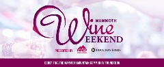 Mammoth Virtual Wine Weekend Presented by Side Door. Benefiting the Mammoth Mountain Community Foundation.