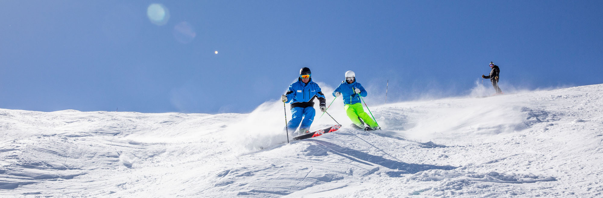 Mammoth Mountain Private Lessons