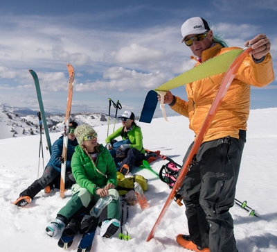 Intro to Backcountry Touring