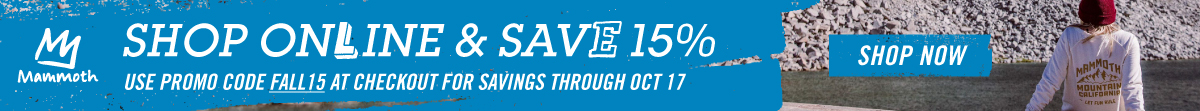 shop online and save 15%, use promo code FUN at checkout for savings through september 30