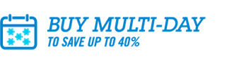 Buy multi-day to save up to 40%