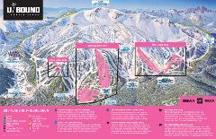 2019/20 Unbound Terrain Parks Trail Map