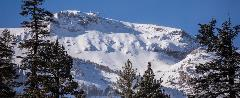 Mammoth Mountain Scenic Shot