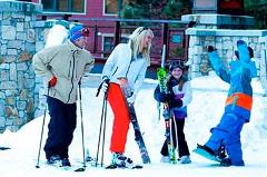$119 Ski Lift + Lodging Package