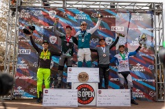 awards at Fox US Open of MTB