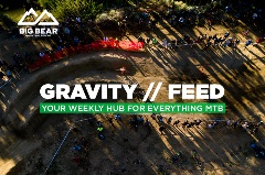 Everything you need to now on two wheels, gravity feed