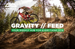 gravity feed, your hub for everything on two wheels