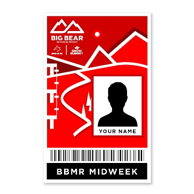 BEAR + SUMMIT MIDWEEK PASS