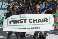 first chair at SS