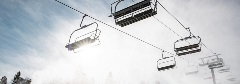ski/snowboard chairlifts