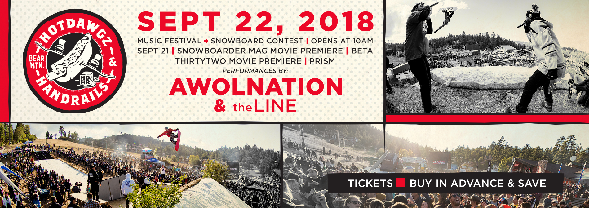 Hot Dawgz & Hand Rails 2018, Sept. 22