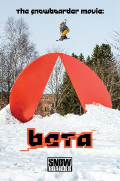 The Snowboarder Magazine Beta Movie Poster