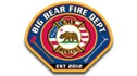 big bear fire department logo