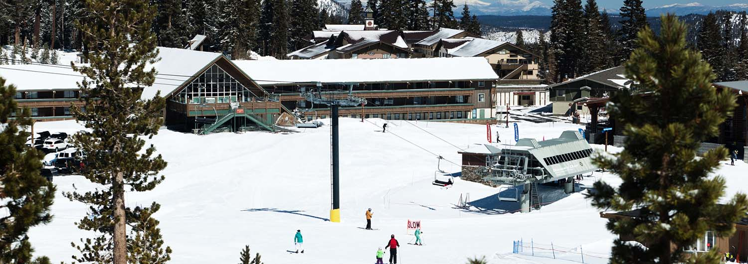 Mammoth Mountain Inn | Hotel & Condo Lodging