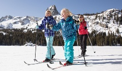 Cross-Country Skiing & Snowshoeing