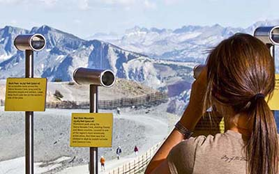 EXPLORE THE SUMMIT OF MAMMOTH MOUNTAIN